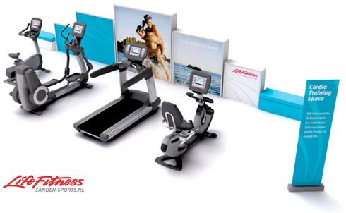 Fitnessapparatuur Nieuw-Milligen