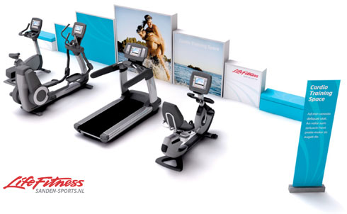 Fitnessapparatuur Sibculo